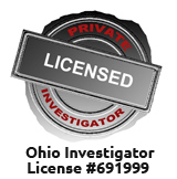 Investigators license number